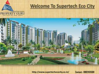 Supertech Eco City, Noida Sector 137