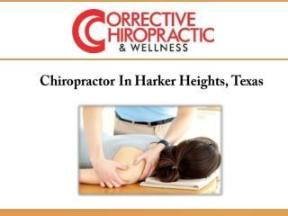 Chiropractor In Harker Heights, Texas