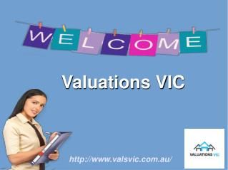 Current Market Value By Valuations VIC