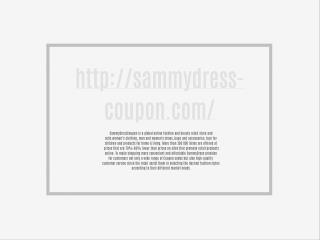http://sammydress-coupon.com/