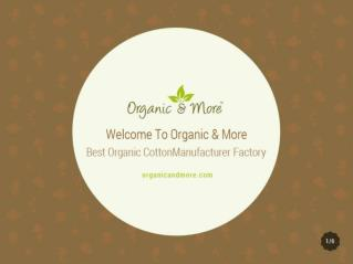 Jilbab Manufacturer - Organic and More