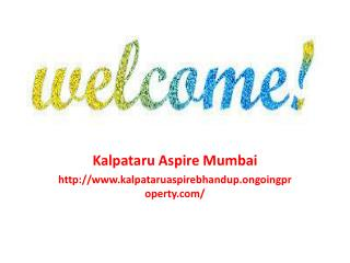 Kalpataru Aspire Bhandup West