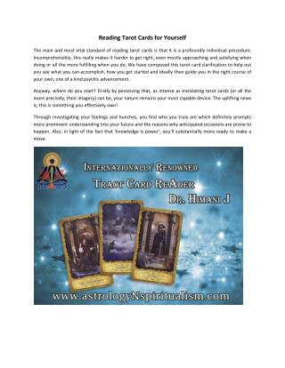 Tarot Reading Courses, Expert Tarot Card Reader