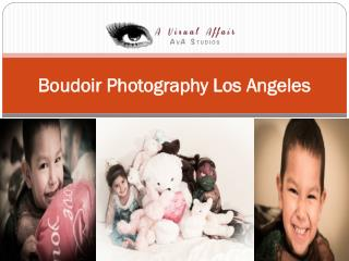 Boudoir Photography Los Angeles