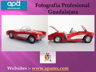Fotografía Profesional para su negocio en Guadalajara