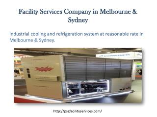 Facility Services company in Melbourne & Sydney