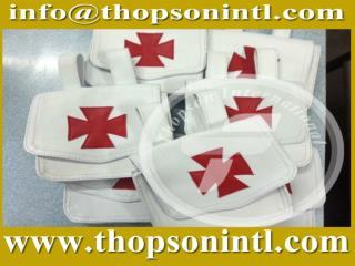 masonic Knights Templar  Alms Bag