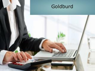 Visit Goldburd.com