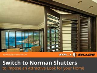 Buy High Quality Norman Plantation Shutters in Perth