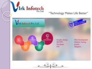 Virk Infotech - Web Designing & Development
