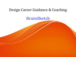 Design Career Guidance & Coaching