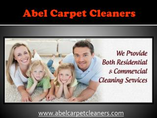 commercial carpet cleaning Oklahoma City