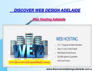 Reliable Affordable Web Web Hosting At Adelaide,SA