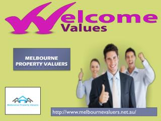 Get superb property valuations with Melbourne Property Valuers