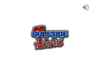 Custom Screen Printed Transfers | Gulfside Heat Transfers