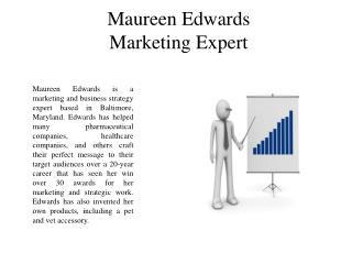Maureen Edwards marketing expert