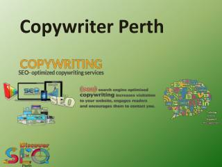 Perfect SEO Copywriter Perth