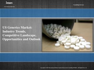 US Generics Market Report 2015-2020