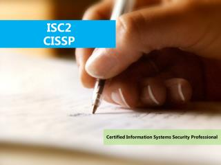 Pass4sure CISSP Exam Question