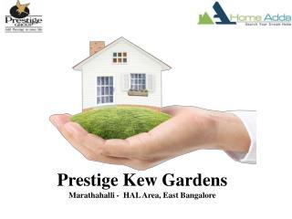 Prestige Upcoming Apartment Venture in Bangalore East