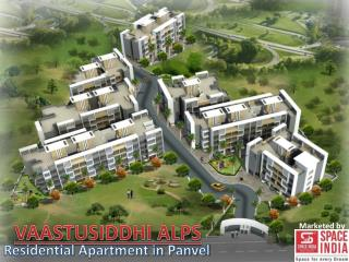 Vaastusiddhi alps residential apartments in panvel
