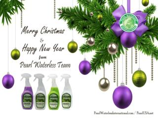 High Performance Car Care Products - Pearl Waterless International