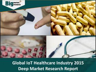 Global IoT Healthcare Industry  performance to soar during the forecast period