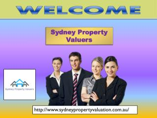 Nice for home valuation with Sydney Property Valuers