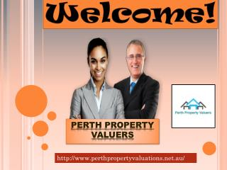 Leading the house valuation with Perth Property Valuers