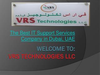 Server Rental Services in Dubai