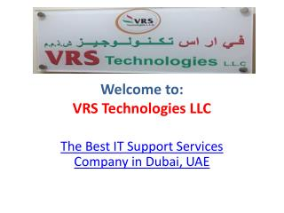 Server Rental Dubai - Virtual Private and Dedicated Servers