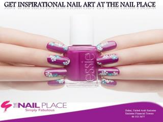 Get Inspirational Nail Art at The Nail Place