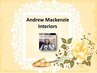 Andrew Mackenzie- Lifestyle Specialists