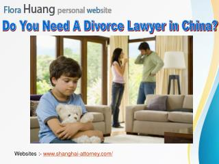 Hire a Divorce Lawyer Who Is Right For You