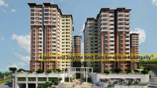 Explore and buy the best flats for sale in Kukatpally