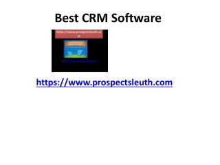 custom web based crm software solutions built online lead management