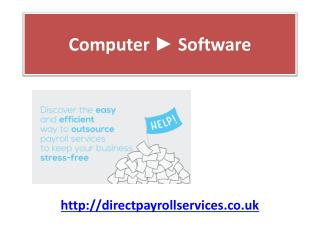 Payroll Outsourcing  costs services UK Croydon