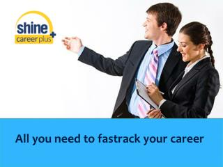 Career Shine Plus Provides Career Guiding Tips