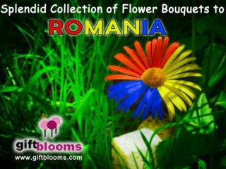 Flower Bouquets to Romania