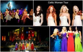 Celtic Woman Tour Dates 2016