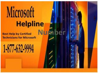 Microsoft Helpline number ~ ||~1-877-632-9994 toll free