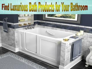 Modernize Your Living Style by Using Trendy Bathroom Products