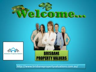 Get help of house valuations with Brisbane Property Valuers