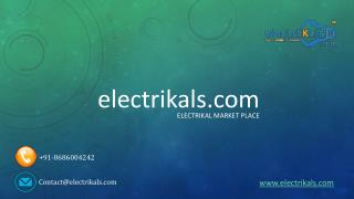 NEPTUNE Electrical Products | electrikals.com