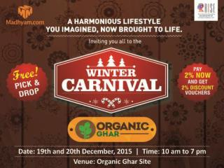 Madhyam-Rise Carnival on 19th & 20th December 2015