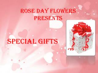 Begin the Romance with Special Gifts on this Valentine Week!!