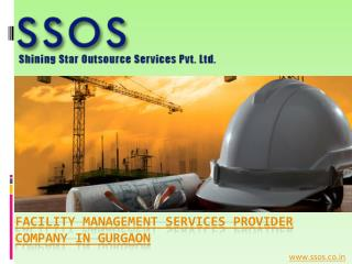 Facility management Services in Gurgaon