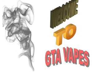 Electronic Cigarettes, Vaporizers and Starter Kits � GTA Vapes