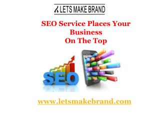 SEO Service at affordable price India- letsmakebrand.com