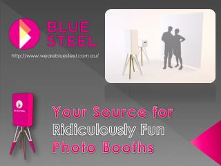 Host A Party To Remember With A Photo Booth